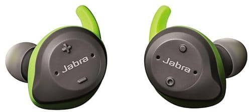 Best Buy Weekly Ad: Jabra Elite Sport True Wireless Earbuds - Lime Green / Gray for $179.99