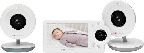Best Buy Weekly Ad: Project Nursery Video Baby Monitor System with 2 digital zoom cameras for $149.99