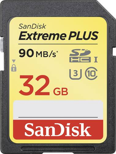 Best Buy Weekly Ad: SanDisk 32GB Extreme Plus and microSDHC for $29.99