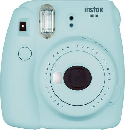 Best Buy Weekly Ad: Fujifilm - instax Mini 9 Instant Print Camera for $59.99