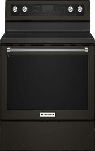 Best Buy Weekly Ad: KitchenAid - 6.4 cu. ft. Electric Convection Range for $1,099.99