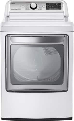 Best Buy Weekly Ad: LG - 7.3 cu. ft. 14-Cycle Electric Dryer with Steam for $749.99
