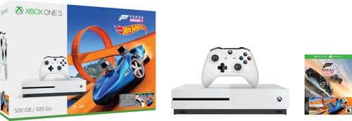 Best Buy Weekly Ad: Xbox One S 500GB Forza Horizon 3 Hot Wheels Bundle for $279.99