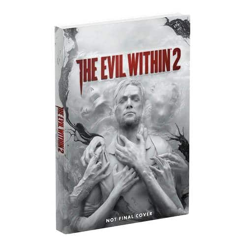 Best Buy Weekly Ad: The Evil Within 2 Official Collector's Edition Game Guide for $39.99