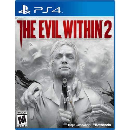 Best Buy Weekly Ad: The Evil Within 2 - PS4/XB1 for $59.99