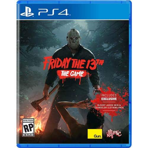 Best Buy Weekly Ad: Friday the 13th: The Game - PS4/XB1 for $39.99