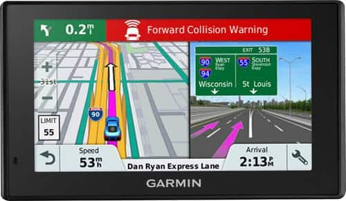 "Best Buy Weekly Ad: Garmin - DriveAssist 51 5"" GPS for $269.99"