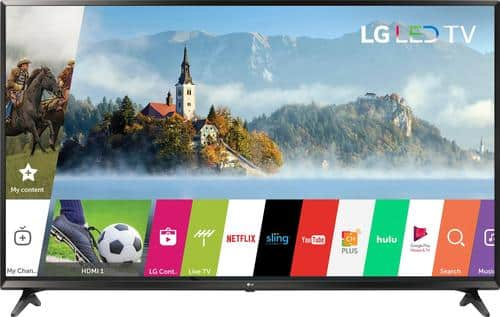 "Best Buy Weekly Ad: LG - 65"" Class LED 4K Ultra HD Smart TV for $899.99"