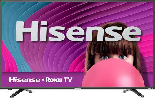"""Best Buy Weekly Ad: Hisense - 50"""" Class LED 1080p Smart HDTV (Roku TV) for $349.99"""
