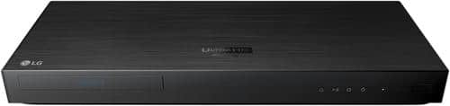 Best Buy Weekly Ad: LG 4K Ultra HD 3D Wi-Fi Built In Blu-ray Disc Player for $229.99