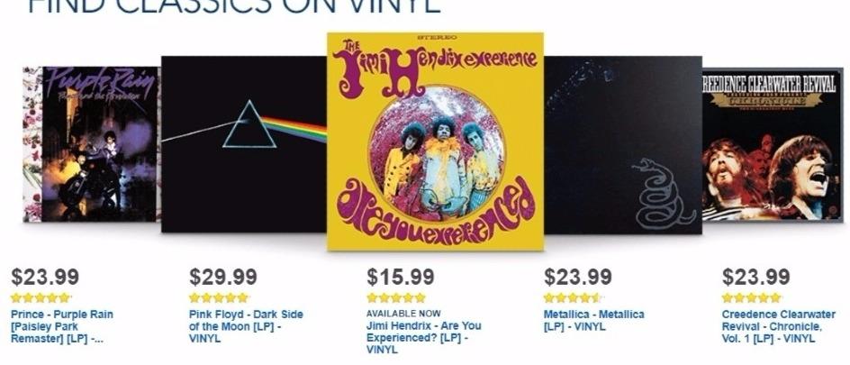 Best Buy Weekly Ad: Metallica [LP] - VINYL for $23.99