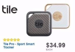 Best Buy Weekly Ad: Tile Pro for $34.99
