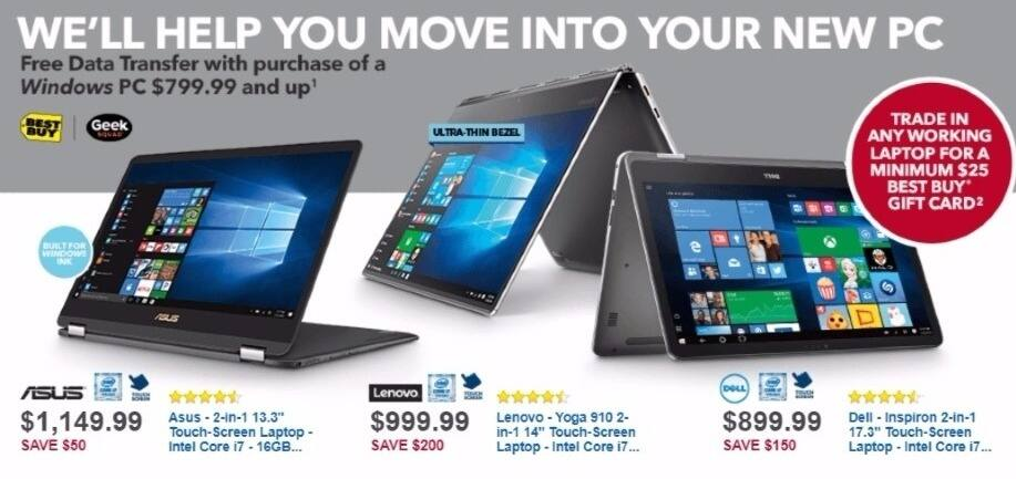 Best Buy Weekly Ad: Dell Inspiron with Intel Core i7 Processor for $899.99