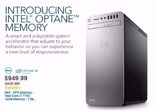 Best Buy Weekly Ad: Dell Desktop with Intel Core i7 Processor for $949.99