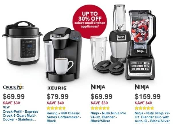 Best Buy Weekly Ad: Crock-Pot Express Multi-Cooker for $69.99