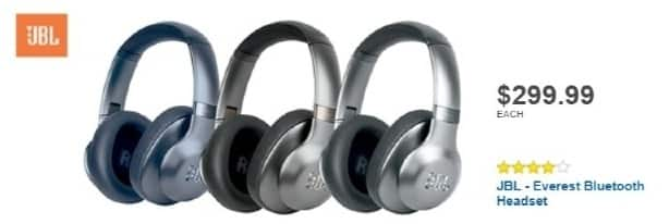 Best Buy Weekly Ad: JBL Everest 750 Noise-Cancelling Headphones for $229.99