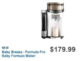 Best Buy Weekly Ad: Baby Brezza Formula Pro for $179.99