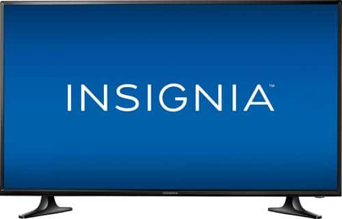 """Best Buy Weekly Ad: Insignia - 40"""" Class LED 1080p HDTV for $199.99"""