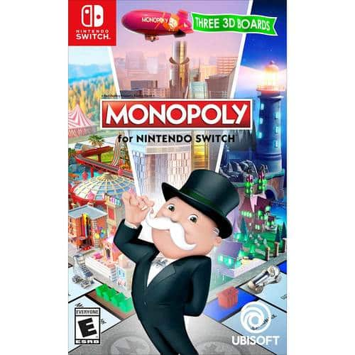 Best Buy Weekly Ad: Monopoly - NS for $39.99