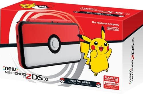 Best Buy Weekly Ad: New Nintendo 2DS XL Poke Ball Edition for $159.99