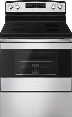 Best Buy Weekly Ad: Amana - 4.8 cu. ft. Electric Range for $399.99