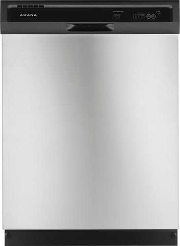 Best Buy Weekly Ad: Amana - 3-Cycle dishwasher with heated drying for $299.99