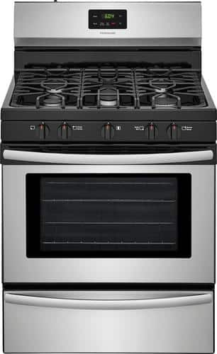 Best Buy Weekly Ad: Frigidaire - 4.2 cu. ft. Gas Range for $629.99