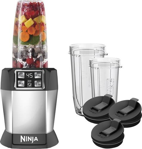 Best Buy Weekly Ad: Nutri Ninja 32-oz. Auto-iQ Blender for $89.99