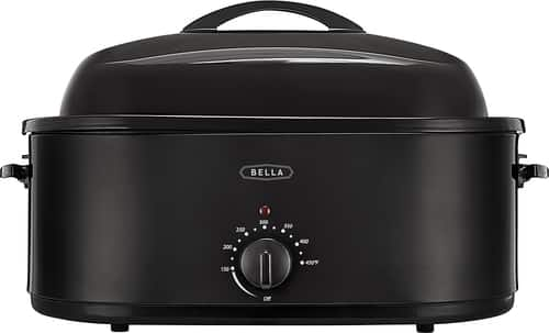Best Buy Weekly Ad: Bella 17-Quart Turkey Roaster for $29.99