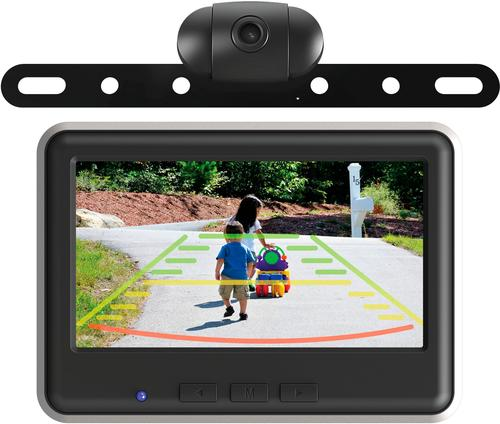 Best Buy Weekly Ad: Echomaster - Wireless Backup camera with monitor for $99.99