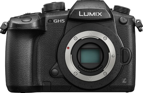 Best Buy Weekly Ad: Panasonic Lumix GH5 Mirrorless Camera Body for $1,999.99