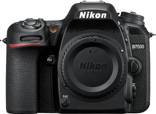 Best Buy Weekly Ad: Nikon D7500 DSLR Camera Body for $1,249.99