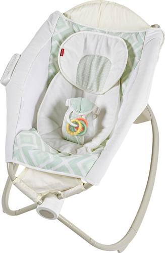 Best Buy Weekly Ad: Fisher-Price  Deluxe Newborn Auto Rock 'n Play Sleeper for $79.99