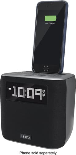 Best Buy Weekly Ad: iHome - Clock Radio with Lightning Charger for $59.99