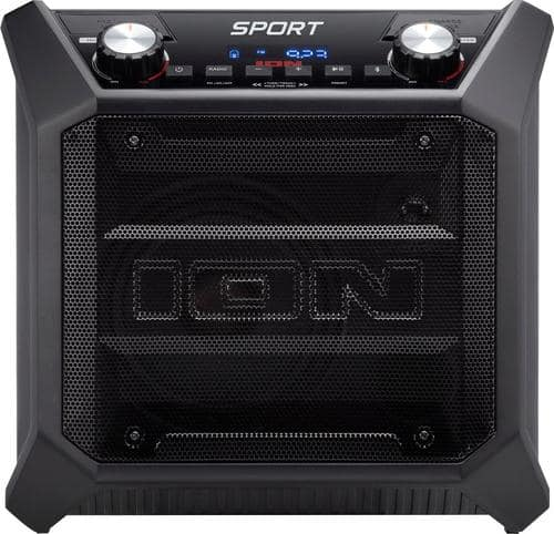 Best Buy Weekly Ad: Ion Sport Bluetooth Speaker for $99.99