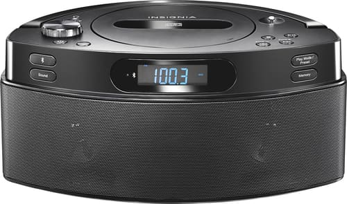 Best Buy Weekly Ad: Insignia - Bluetooth Boombox for $44.99