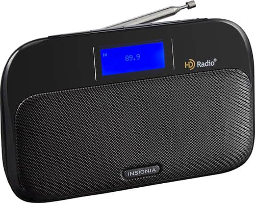 Best Buy Weekly Ad: Insignia Tabletop HD Radio for $34.99