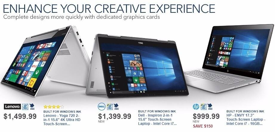 Best Buy Weekly Ad: Dell Inspiron with Intel Core i7 Processor for $1,399.99