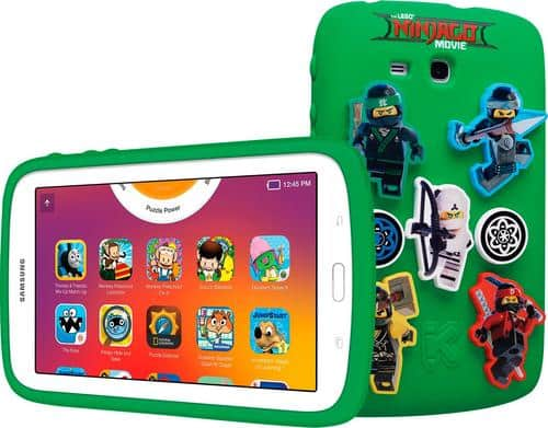 "Best Buy Weekly Ad: Samsung Galaxy Kids Tablet 7.0"" - The Lego Ninjago Movie Edition for $119.99"