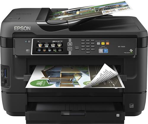 Best Buy Weekly Ad: Epson WorkForce WF-7620 Printer for $199.99