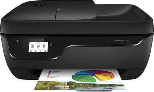 Best Buy Weekly Ad: HP OfficeJet 3830 Wireless Printer for $59.99