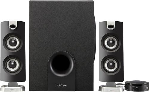 Best Buy Weekly Ad: Insignia 2.1 Bluetooth Speaker System for $44.99