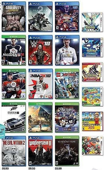 slickdeals target video games
