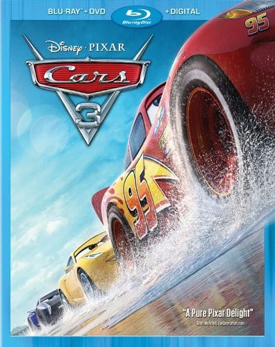 Best Buy Weekly Ad: Cars 3 - Blu-ray+DVD+Digital for $19.99