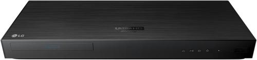 Best Buy Weekly Ad: LG 4K Ultra HD 3D Wi-Fi Built In Blu-ray Disc Player for $199.99