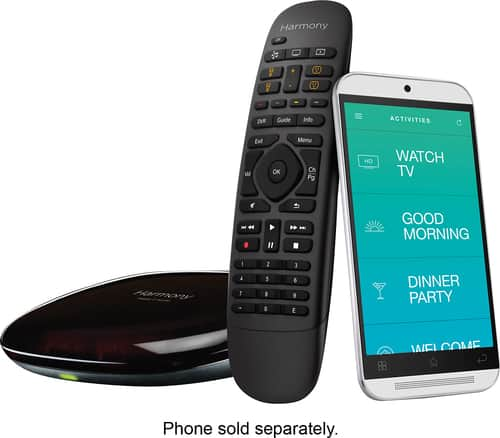 Best Buy Weekly Ad: Logitech Harmony Home Control - Black for $129.99