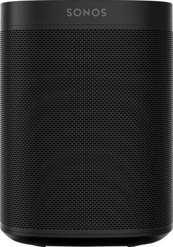 Best Buy Weekly Ad: Sonos One - Black for $199.99