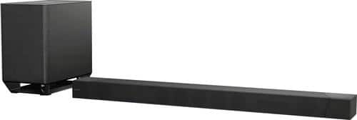 Best Buy Weekly Ad: Sony HTST5000 7.1.2-Ch. Dolby Atmos Soundbar System with Wireless Subwoofer for $1,499.98