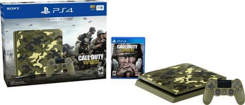 Best Buy Weekly Ad: PlayStation4 1TB Limited Edition Call of Duty: WWII Console Bundle for $299.99