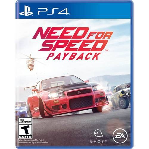 Best Buy Weekly Ad: Need for Speed Payback - PS4/XB1 for $59.99